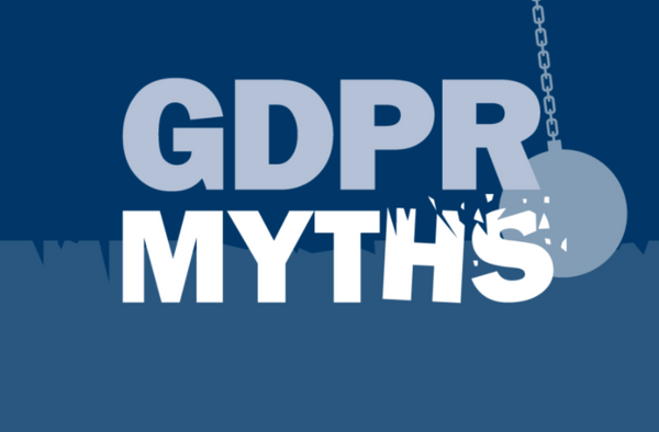 The Top 5 GDPR Myths